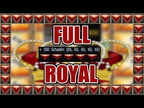 Drakensang Online #266: FULL ROYAL RUBY GEMS