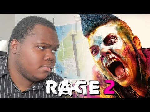 Does RAGE 2 Need To Evolve to Succeed? Let's Talk