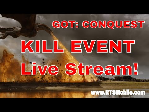 GOT: Conquest - Getting kills in the player killing event