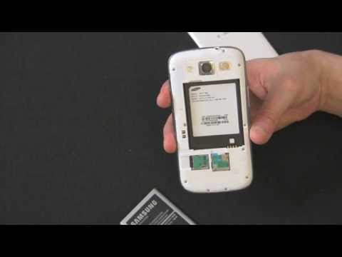 How To Identify Your Samsung Galaxy S3 Model Number - Tutorial by Gazelle.com
