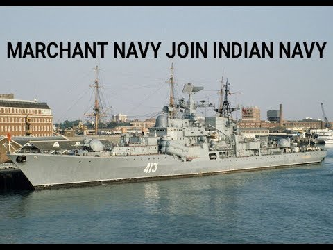 Marchant navy -ll Can Marchant navy join Indian Navy ?