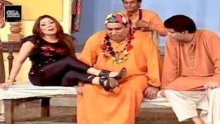 Best of Iftikhar Thakur, Nasir ChInyoti & Khushboo - Best Comedy Scenes in Stage Drama||Very Funny😂