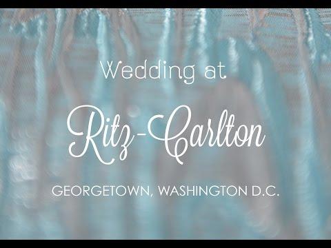 Ritz-Carlton Wedding