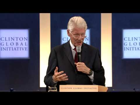 The Freedom Fund: Galavanizing Resources to End Slavery - 2013 CGI Annual Meeting