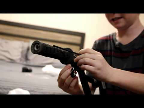 how to change bmx brake lever