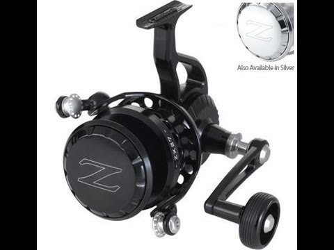 How to cast a  Bail less spinning reel in the surf