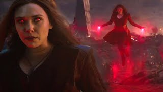 The Scenes Scarlet Witch