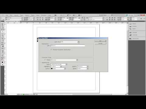 How to Create Hyperlinks in InDesign