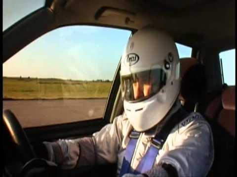 Fifth Gear - The importance of tyre tread depth