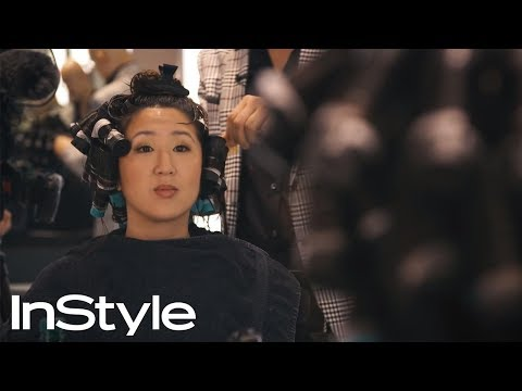 We Tried It: The Modern Perm   InStyle