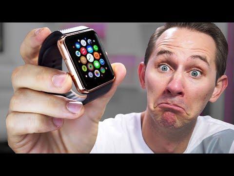 $35 Apple Watch?! | 10 Ridiculous Tech Gadgets!