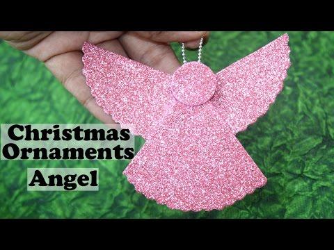 DIY Christmas Angel | Christmas Decorations | Christmas Tree Decoration