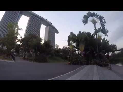 Singapore Snapshot - A Nomadic Existence Travel Video - GoPro Hero 4+ Silver HD