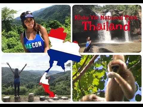 Khao Yai National Park, Thailand | Travel Vlog