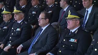 #x202b;شهد السيد مجدى عبدالغفار وزير الداخلية مراسم الإحتفال بيوم المجند للعام التدريبى 2018/2017م#x202c;lrm;