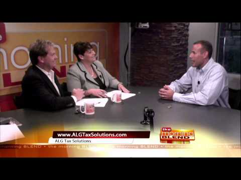 Lansing Fox 47 Interview IRS Letter Decoder - ALG Tax Solutions