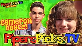Cameron Boyce Reveals What It Takes To Be His Girl