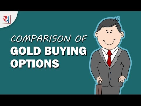 Sovereign Gold Bonds vs Gold ETF vs Gold Funds vs Physical Gold | Comparison of Gold Buying Options