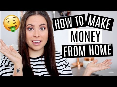 HOW I MADE $1000 IN 1 MONTH FROM HOME!