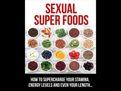 ED treatments: SuperFoods For Erectile Dysfunction
