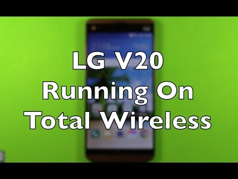 LG V20 On Total Wireless Verizon 4G LTE
