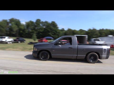 Twin Turbo LSx Dodge Ram Maiden Voyage