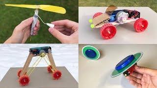 4 incredible Things You Can Make at Home