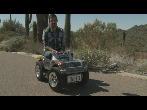 Smallest car in the world: Guinness World Record awarded