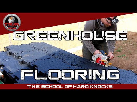 System Overview - CHOOSING A FLOORING FOR YOUR GREENHOUSE