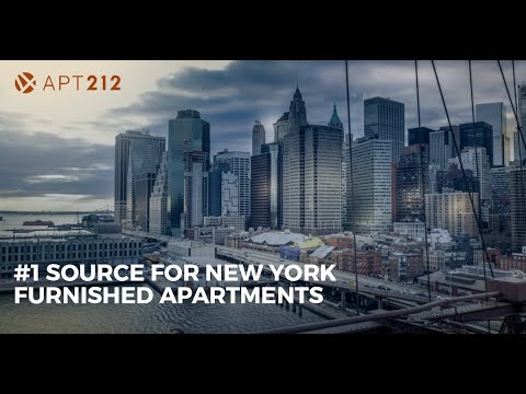 APT212 New York Furnished Apartment