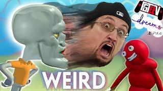 DREAMS, the WEIRDEST Video Games of 2020 ft. Baby Yoda, Trump, Handsome Squidward Spongebob (FGTeeV)
