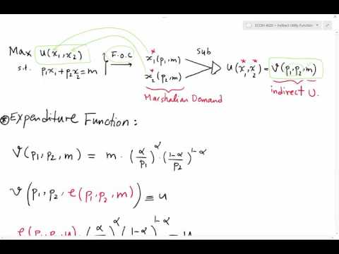 Lecture 2-  Expenditure Function (1)