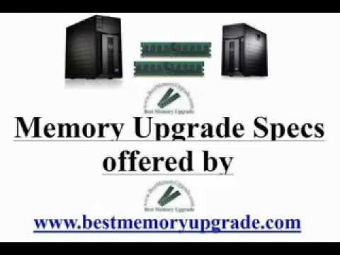 Compatible RAM Memory Upgrade Specifications of Dell PowerEdge T310 Server Computer System DDR3 1333