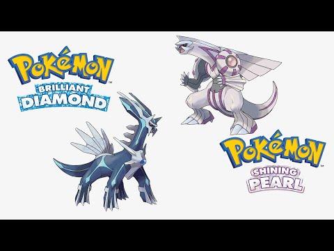 Pokemon Diamond & Pearl - Battle! Dialgia & Palkia (REMIX)