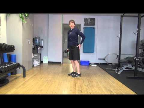 Hockey Training - pulling exercises