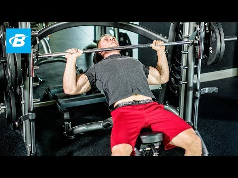 Steve Cook's 6-Exercise Chest-Building Workout - Bodybuilding.com