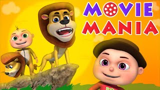 Movie Mania Episode (Single)   Zool Babies Series   Cartoon Animation For Children   Kids Shows