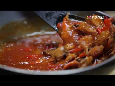 Chili Crab Noodle - Urban Cook