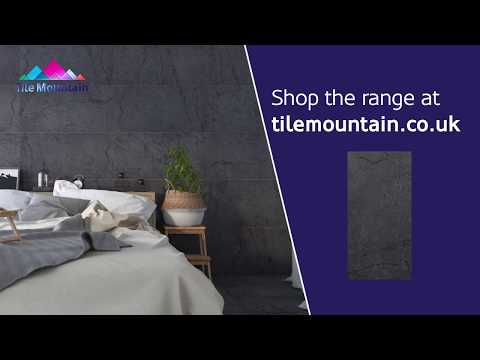 Quick Look: Siberia Anthracite Lappato Wall And Floor Tile (443155) - Tile Mountain