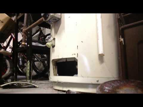 How to change thermocouple on hot water tank