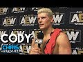 Cody Rhodes and His Mom On Fight For The Fallen39s Success Length Of Show Nick Aldis