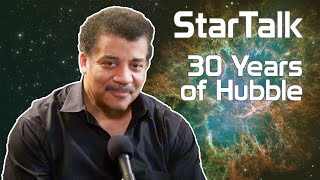 Neil deGrasse Tyson Celebrates the Hubble Space Telescope's 30th Anniversary
