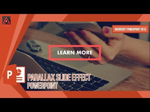 Parallax Effect in PowerPoint   MNA36 PowerPoint