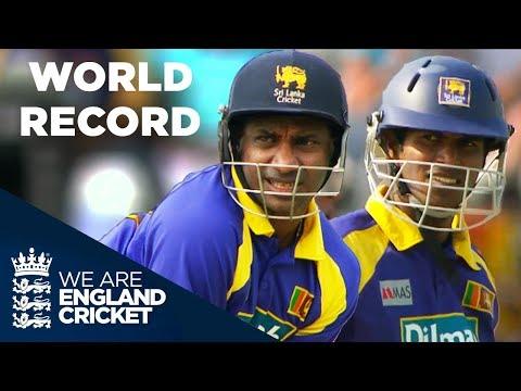 Xxx Mp4 Jayasuriya And Tharanga Break World Record For Opening Partnerships ODI 2006 Highlights 3gp Sex
