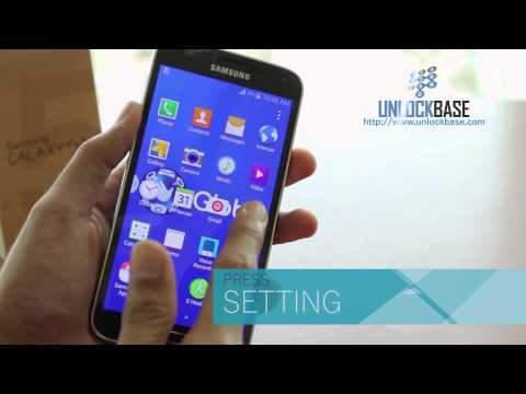 How to Find the IMEI (Serial Number) of your Samsung Galaxy S5