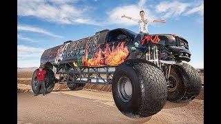 7 Crazy Extreme Vehicle You Need To See
