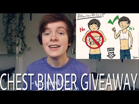 (BIG) CHEST BINDER GIVEAWAY [CLOSED]