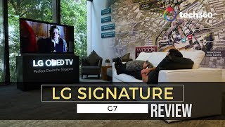 Product Review - LG Signature G7