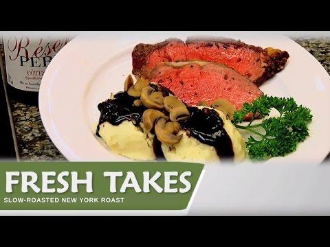 Slow-Roasted New York Roast: Fresh Takes