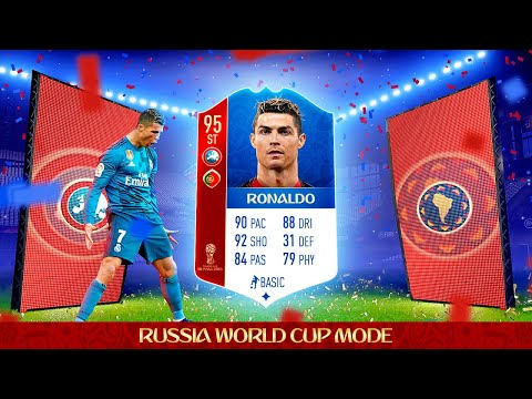 RONALDO IN A FREE PACK!! 25 x WORLD CUP SBC PACKS!!